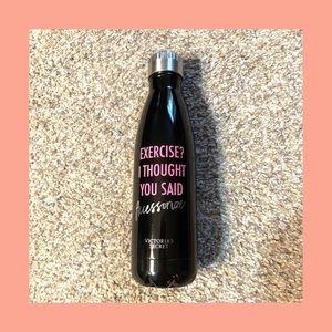 Victoria's Secret Metal Water Bottle